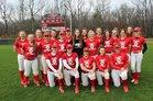 Cabot Panthers Girls Varsity Softball Spring 17-18 team photo.