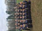 Fouke Panthers Girls Varsity Softball Spring 17-18 team photo.