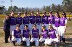 Mt. St. Mary Academy Belles Girls Varsity Softball Spring 17-18 team photo.