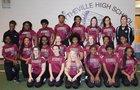 Blytheville Chickasaws Girls Varsity Softball Spring 17-18 team photo.