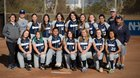 Newport Harbor Sailors Girls Varsity Softball Spring 17-18 team photo.