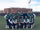 Rio Rancho Rams Girls Varsity Softball Spring 17-18 team photo.