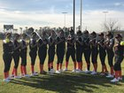 Gallup Bengals Girls Varsity Softball Spring 17-18 team photo.