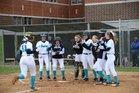 Patterson Mill  Girls Varsity Softball Spring 17-18 team photo.