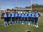 East Carteret Mariners Girls Varsity Softball Spring 17-18 team photo.