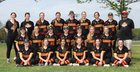 Kamiakin Braves Girls Varsity Softball Spring 17-18 team photo.