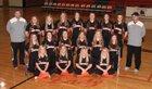 Viola Longhorns Girls Varsity Softball Spring 17-18 team photo.