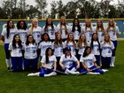 Beaumont Cougars Girls Varsity Softball Spring 17-18 team photo.