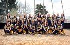 Bonneville Lakers Girls Varsity Softball Spring 17-18 team photo.