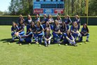 Bryant Hornets Girls Varsity Softball Spring 17-18 team photo.
