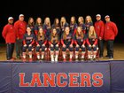 Kennedy Catholic Lancers Girls Varsity Softball Spring 17-18 team photo.