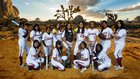 Adelanto Saints Girls Varsity Softball Spring 17-18 team photo.