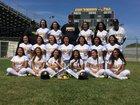 San Pedro Pirates Girls Varsity Softball Spring 17-18 team photo.