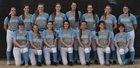 Rockledge Raiders Girls Varsity Softball Spring 17-18 team photo.