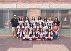 Winslow Bulldogs Girls Varsity Softball Spring 17-18 team photo.