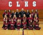 Clear Lake Cardinals Girls Varsity Softball Spring 17-18 team photo.