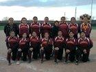 Rehoboth Christian Lynx Girls Varsity Softball Spring 17-18 team photo.