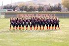 Ephrata Tigers Girls Varsity Softball Spring 17-18 team photo.