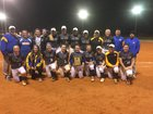 Fort Mill Yellowjackets Girls Varsity Softball Spring 17-18 team photo.
