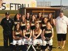 Goldwater Bulldogs Girls Varsity Softball Spring 17-18 team photo.
