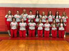 Rivercrest Colts Girls Varsity Softball Spring 17-18 team photo.