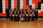 West Valley Eagles Girls Varsity Softball Spring 17-18 team photo.