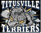 Titusville Terriers Girls Varsity Softball Spring 17-18 team photo.