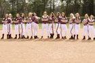 McCreary Central Raiders Girls Varsity Softball Spring 17-18 team photo.