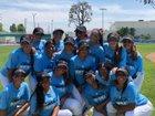 Carson Colts Girls Varsity Softball Spring 17-18 team photo.