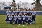 Squalicum Storm Girls Varsity Softball Spring 17-18 team photo.