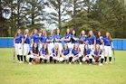 Hatton Hornets Girls Varsity Softball Spring 17-18 team photo.