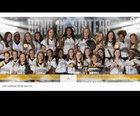 Wetumpka Indians Girls Varsity Softball Spring 17-18 team photo.