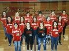 Eureka Springs Highlanders Girls Varsity Softball Spring 17-18 team photo.