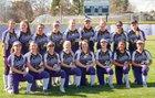 Amador Valley Dons Girls Varsity Softball Spring 17-18 team photo.