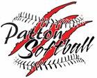 Patton Panthers Girls Varsity Softball Spring 17-18 team photo.