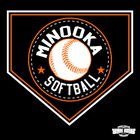 Minooka Indians Girls Varsity Softball Spring 17-18 team photo.