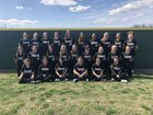 Prairie Grove Tigers Girls Varsity Softball Spring 17-18 team photo.