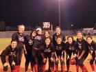 Terry Rangers Girls Varsity Softball Spring 17-18 team photo.