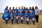 Coleville Wolves Girls Varsity Softball Spring 17-18 team photo.