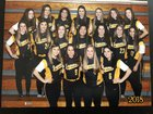 Thomas Jefferson Jaguars Girls Varsity Softball Spring 17-18 team photo.
