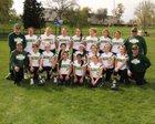 Richland Bombers Girls Varsity Softball Spring 17-18 team photo.