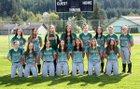 Morton/White Pass Timberwolves Girls Varsity Softball Spring 17-18 team photo.
