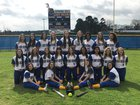 Spring Hill Bears Girls Varsity Softball Spring 17-18 team photo.