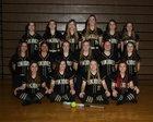 Lake Stevens Vikings Girls Varsity Softball Spring 17-18 team photo.