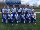 Bell County Bobcats Girls Varsity Softball Spring 17-18 team photo.