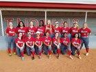 East Bay Indians Girls Varsity Softball Spring 17-18 team photo.