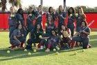 Frostproof Bulldogs Girls Varsity Softball Spring 17-18 team photo.