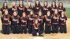 Tunkhannock Tigers Girls Varsity Softball Spring 17-18 team photo.