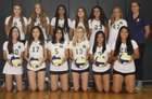 West Ranch Wildcats Girls JV Volleyball Fall 17-18 team photo.