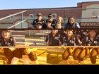 Heritage Christian Warriors Girls Varsity Softball Spring 14-15 team photo.